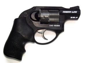 RugerLCR Pistol